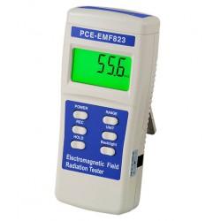 PCE-EMF 823 Kézi mérőkészülék a sugárzás megállapítására (Tesla, MikroGauss)