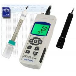 PCE-PHD 1 pH-mérő