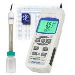 PCE-228 PH, hőmérséklet, szennyezettség mérő