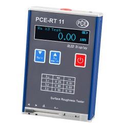 PCE-RT 11 Érdesség mérő