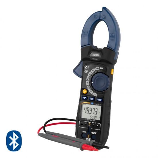 PCE-DC 50 Lakatfogó Bluetooth-al