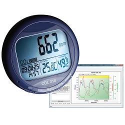 CDL 210 gázmérő CO2 mérő