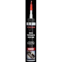 LOS 300SD-BL Hőálló Szilikon 200Ml Fekete