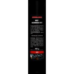 LOS 455-400 Mos2-Nagynyomású Többfunkciós Zsír 400G