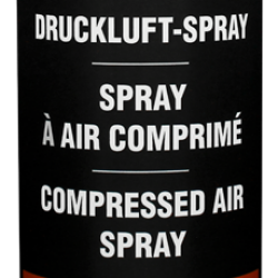Los 505 Sürítettlevegő spray 400ml