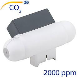AQ-CD NDIR érzékelő CD széndioxid (CO2)0-2000 ppm