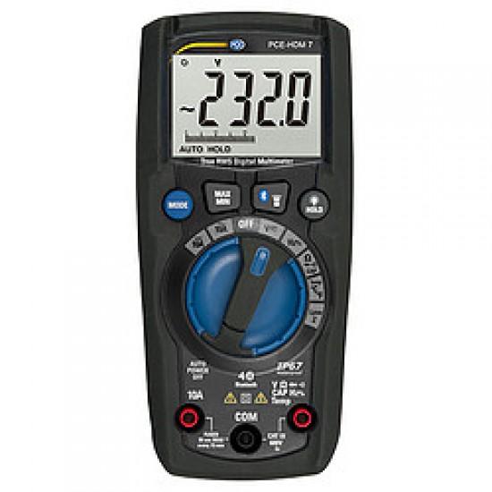 PCE-HDM 7 multiméter Bluetooth-tal