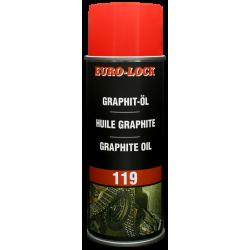 LOS 119 Grafitolaj 400Ml