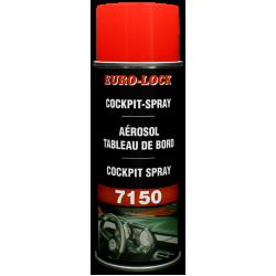 LOS 7150 Műszerfal Tisztító Spray 400Ml