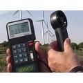 Szélsebesség mérő - szél mérő - légáramlás mérő