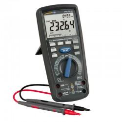 PCE-ITM 20 Multiméter / szigetelés tesztelő