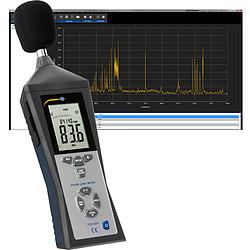 PCE-322A Hangszintmérő,  LEQ szoftverrel a LEQ érték kiszámításához