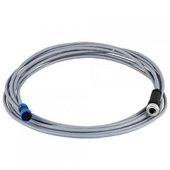 25 m kábel a PCE-WSAC 50 csatlakoztatásához <-> PCE-FST 200 szélérzékelő (fűtés nélkül); 3G0.5 árnyékolt; készáru