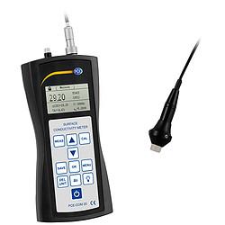 PCE-COM 20 Vezetőképesség mérő készülék fém NFe felületekhez