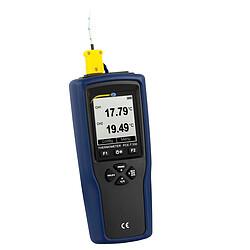 Precíziós hőmérő PCE-T 330