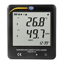 PCE-HT 114 Hőmérséklet adatgyűjtő