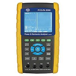 PCE-PA 8300-1 Teljesítmény mérő