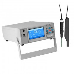 PCE-MFM 4000 mágneses erősségmérő, 2 szondával