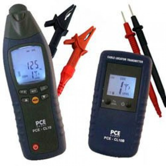PCE-CL 10 kábelkereső