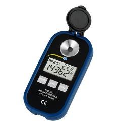 Digitális refraktométer Brix 0-90%