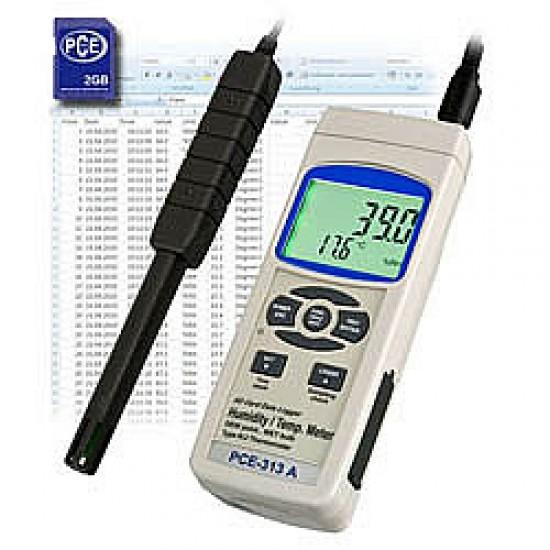 PCE-313A Nedvességmérő