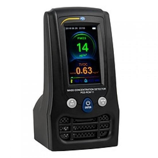 PCE-RCM 12 Levegőminőség érzékelő