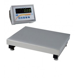 Nemesacél plattform mérleg IP67/65 60kg-ig