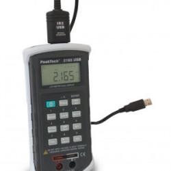 PKT-2165 USB Digitális LCR mérő USB-vel