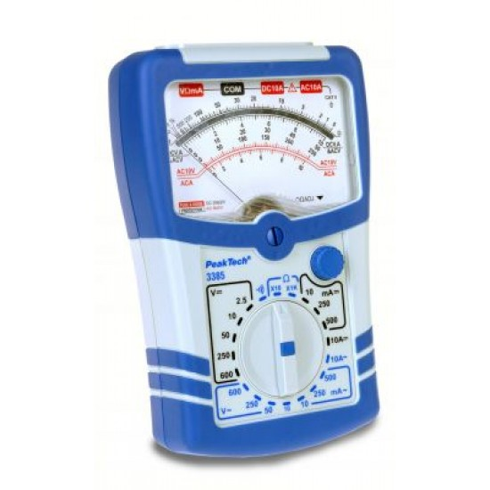 PKT-3385 Analóg multiméter 10 A AC/DC