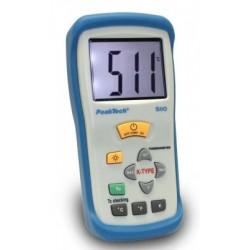 PKT-5110 Digitális hőmérő ~ 1 csatornás ~ 3 1/2-jegyű ~ -50 ... +1300°C