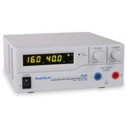 PKT-1525 Labor tápegység DC 1 - 16 V / 0 - 60 A