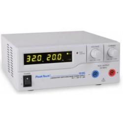 PKT-1535 Labor tápegység DC 1 - 32 V / 0 - 20 A