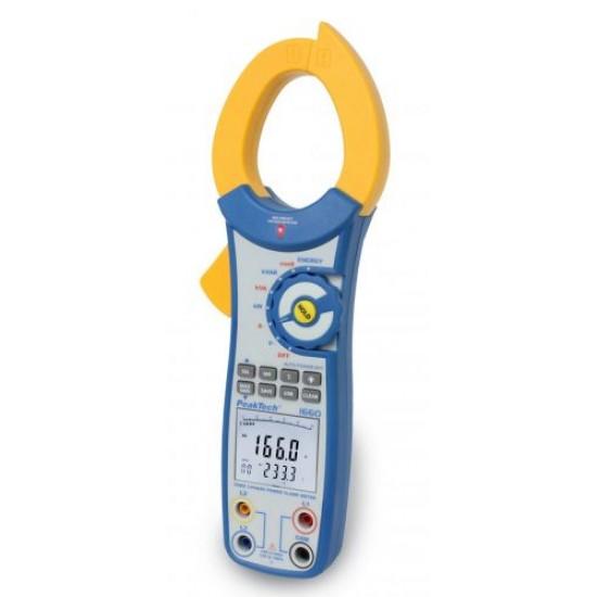 PKT-1660 Digitális lakatfogó 4-jegyű USB-vel 750 kW