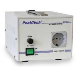 PKT-2240 Leválasztó transzformátor, 230 V, 500 W