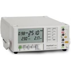 PKT-2510 Teljesítmény analizátor RS 232 C adapterrel