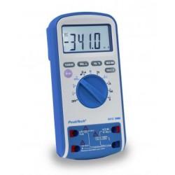 PKT-3410 Digitális multiméter ~ 3 5/6-számjegy