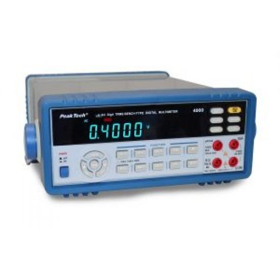 PKT-4000 Digitális asztali multiméter