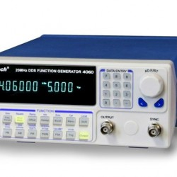 PKT-4060 DDS funkciós generátor 10 µHz - 20 MHz