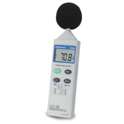 PKT-5055 Digitális zajszintmérő, 3 ½ számjegyű