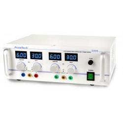 PKT-5995 Labor tápegység 0-30 V/0-6 A