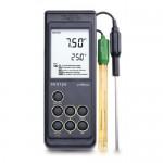 HI 9124 pH / °C mérő