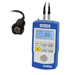PCE TG100 Vastagságmérő