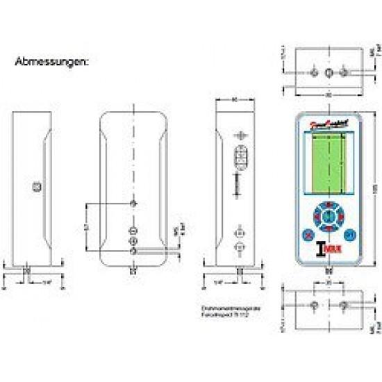 TI112-100NCM Forgatónyomaték mérő