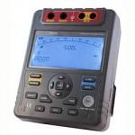 PCE-UT 512 Szigeteléssvizsgáló 1000 GΩ -ig