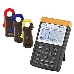 PCE-830-1 Hálózat analizátor