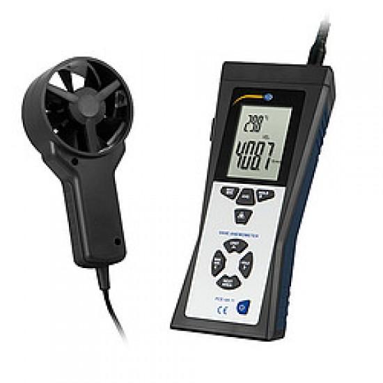 Szélerősségmérő PCE-VA 11