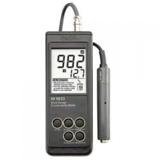 HI 9033 Vezetőképesség mérők
