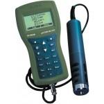 HI 9828/4 Ph mérő extra hosszú mérővezetékkel ( pH/ mV/ EC/ DO,) 4 m