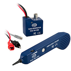 PCE-180 CBN Kábelkereső