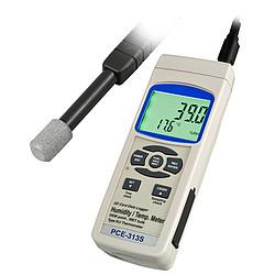 PCE-313 S Hőmérsékletmérő